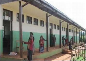 エチオピア・イゴ小学校