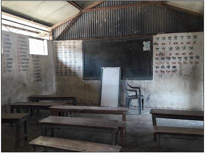 シュリーチャンドラカマル学校の現状